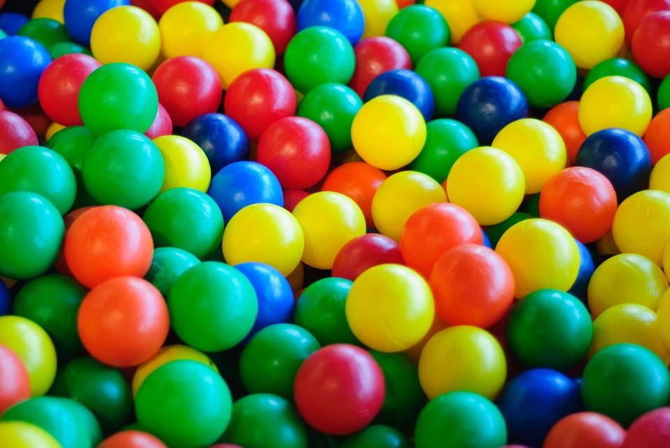 Piscina de bolas - Diverworld