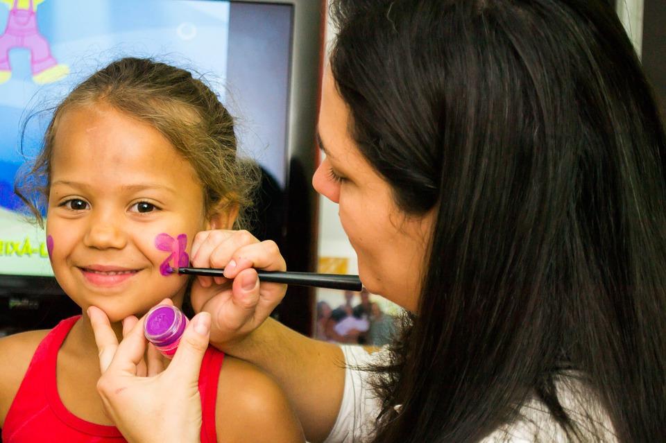 Maquillaje Infantil - Diverworld